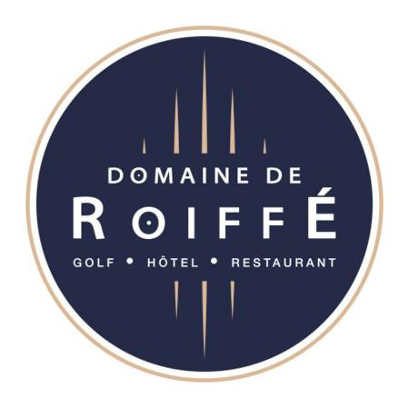 Logo of golf course named Domaine de Roiffé - Golf de Loudun