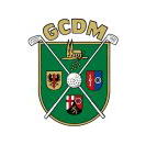 Logo of golf course named Domtal Mommenheim Golf Course