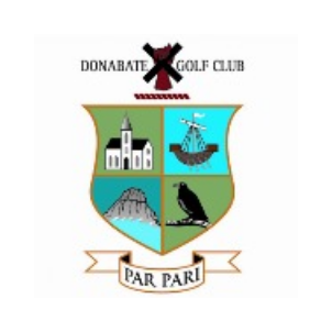 Logo of golf course named Donabate Golf Club