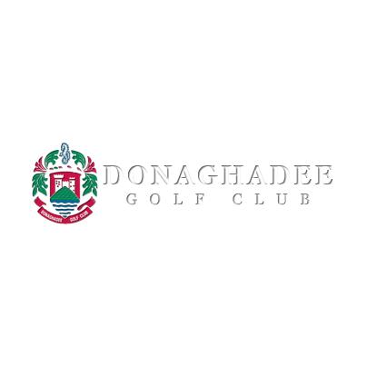 Logo of golf course named Donaghadee Golf Club