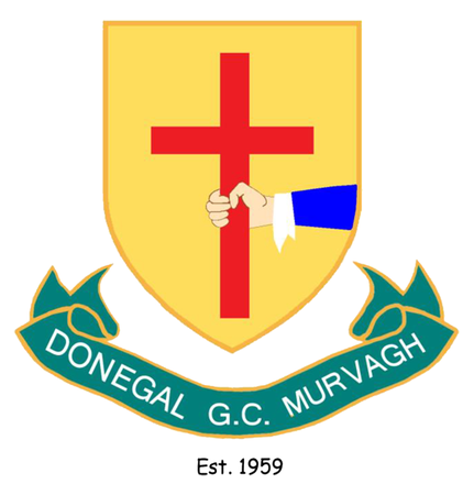 Logo of golf course named Donegal Golf Club