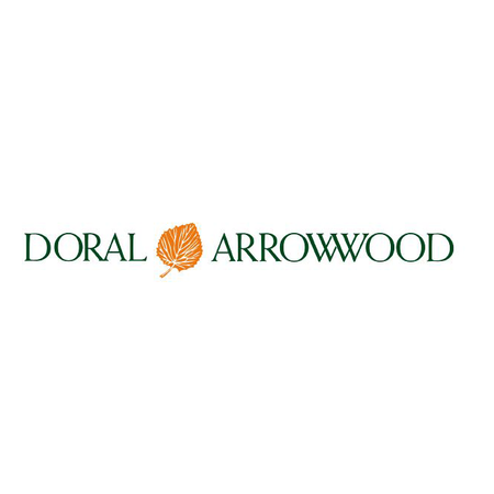 Logo of golf course named Doral Arrowwood Golf Course