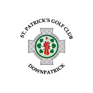 Logo of golf course named Downpatrick Golf Club