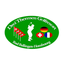 Logo of golf course named Drei Thermen Golfresort Markgraflerland