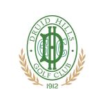 Logo of golf course named Druid Hills Golf Club