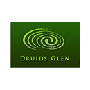 Logo of golf course named Druids Heath