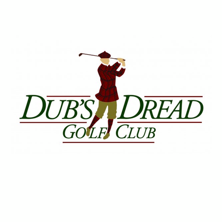 Logo of golf course named Dub's Dread Golf Club