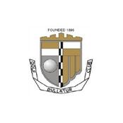 Logo of golf course named Dullatur Golf Club