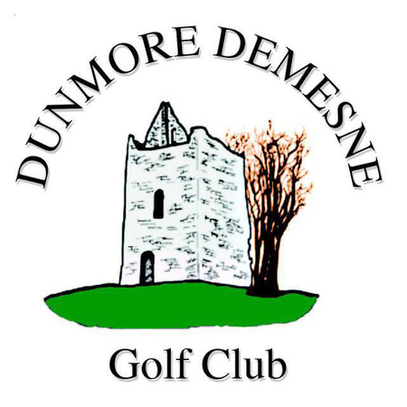 Logo of golf course named Dunmore Demesne Golf Course