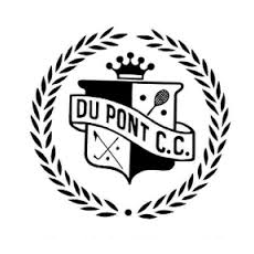 Logo of golf course named Dupont Country Club
