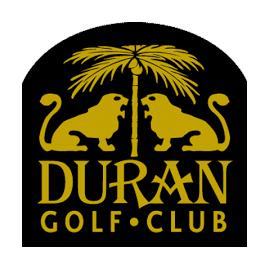 Logo of golf course named Duran Golf Club