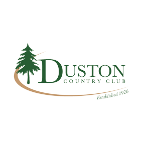 Logo of golf course named Duston Country Club
