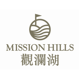 Logo of golf course named Duval Course at Mission Hills Shenzhen