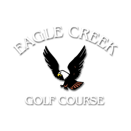 Logo of golf course named Eagle Creek Golf Course