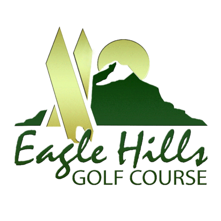 Logo of golf course named Eagle Hills Golf Course