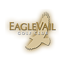 Logo of golf course named Eagle Vail Golf Club