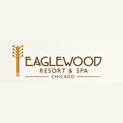 Logo of golf course named Eaglewood Resort and Spa