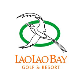 Logo of golf course named East Course at Lao Lao Bay Golf Resort
