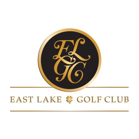 Logo of golf course named East Lake Golf Club