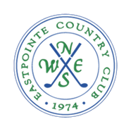 Logo of golf course named Eastpointe Country Club