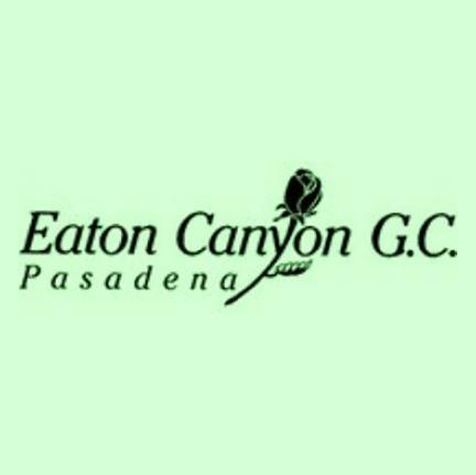 Logo of golf course named Eaton Canyon Golf Course