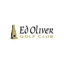 Logo of golf course named Ed Oliver Golf Club