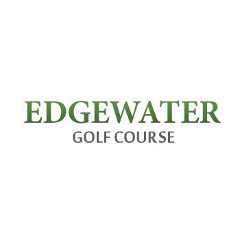 Logo of golf course named Edgewater Golf Club