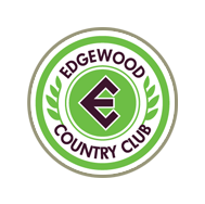 Logo of golf course named Edgewood Country Club