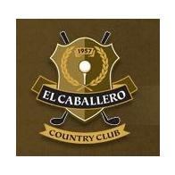 Logo of golf course named El Caballero Country Club