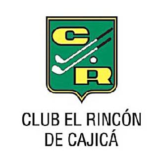 Logo of golf course named El Rincon de Cajica