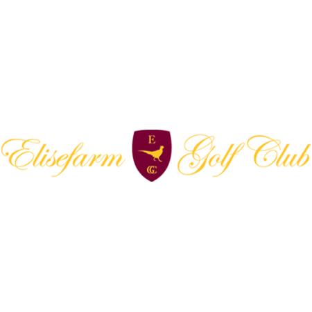 Logo of golf course named Elisefarm Golf Club