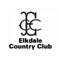 Logo of golf course named Elkdale Country Club