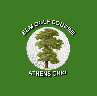 Logo of golf course named Elm Golf Course
