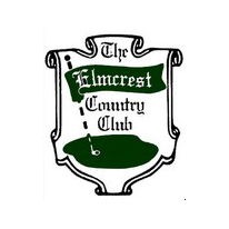 Logo of golf course named Elmcrest Country Club