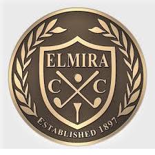 Logo of golf course named Elmira Country Club