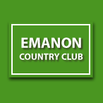Logo of golf course named Emanon Country Club