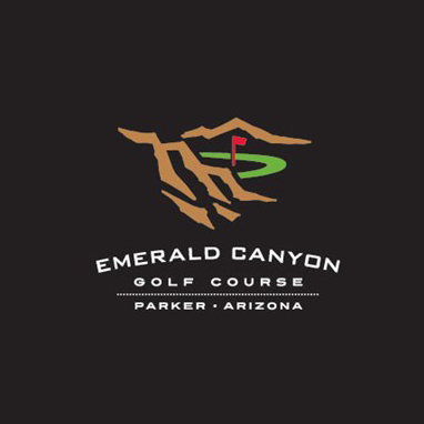 Logo of golf course named Emerald Canyon Golf Course
