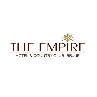 Logo of golf course named Empire Golf and Country Club