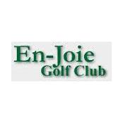 Logo of golf course named En-Joie Golf Course