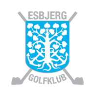 Logo of golf course named Esbjerg Golf Club