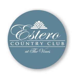 Logo of golf course named Estero Country Club