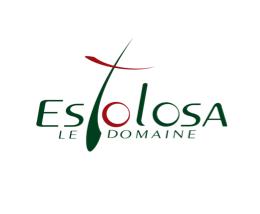 Logo of golf course named Estolosa