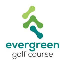Logo of golf course named Evergreen Golf Club
