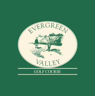 Logo of golf course named Evergreen Valley Golf Course