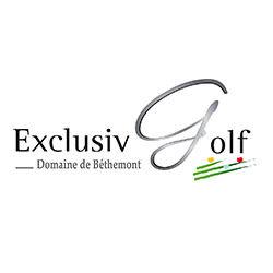 Logo of golf course named Exclusiv Golf de Bethemont