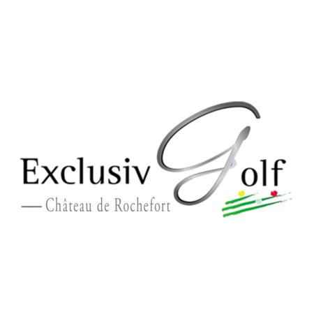 Logo of golf course named Exclusiv Golf de Rochefort