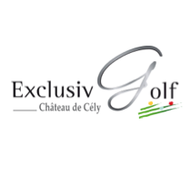Logo of golf course named Exclusiv Golf Du Chateau de Cely