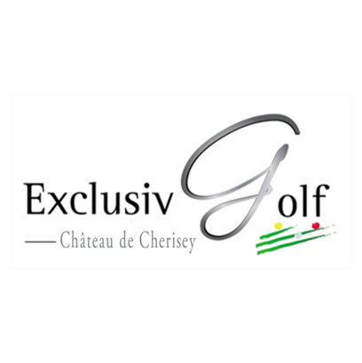 Logo of golf course named Exclusiv Golf du Château de Chérisey