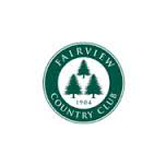 Logo of golf course named Fairview Country Club
