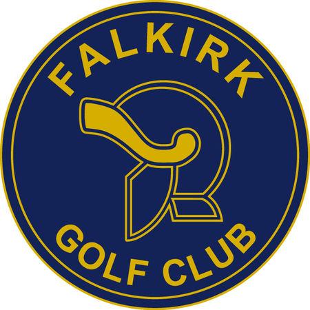 Logo of golf course named Falkirk Golf Club